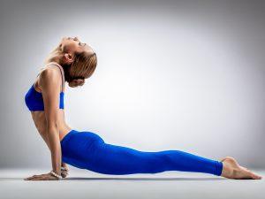 Йога: курс на омоложение