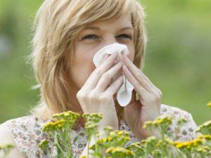 Сквозное проветривание сокращает концентрацию аллергической пыльцы в помещении втрое