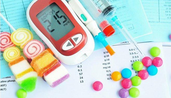 Сахарный диабет. Диета и назначения врача
