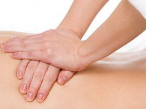 Лечебный массаж