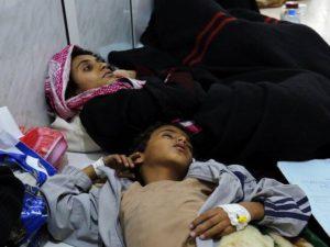 Эпидемия холеры в Йемене продолжает распространяться