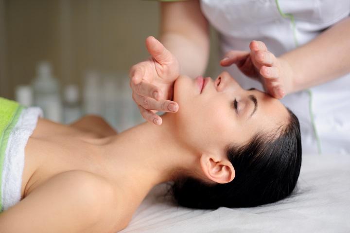 Что такое косметический массаж