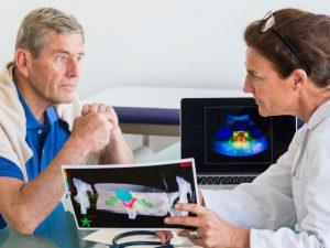 Многие мужчины, столкнувшись с раком предстательной железы