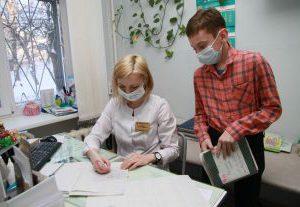 3 тысячи человек заболело ОРВИ в Архангельске