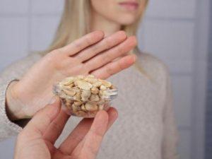 У 45% людей развивается пищевая аллергия после 17 лет