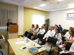Здоровье женщин и детей обсуждают в окружном СПИД-центре