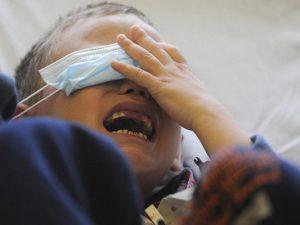 Коксаки взялся за детей в Азербайджане, хотя официально его нет