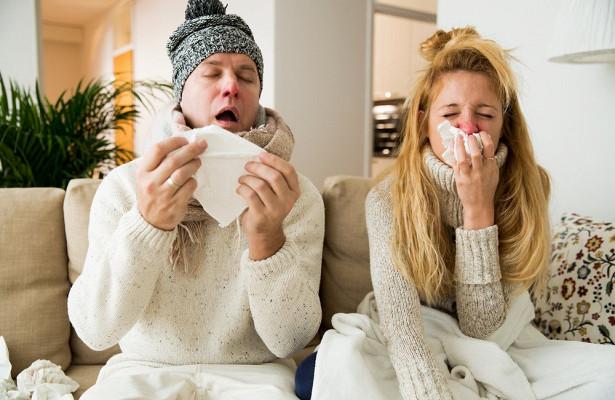 США и Европу поразил «австралийский» грипп