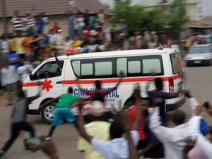 Эпидемия лихорадки начала уничтожать африканцев