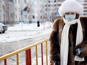 За прошлую неделю в Тюменской области свиным гриппом заболели девять человек