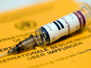 Разработана новейшая вакцина против гепатита В