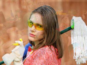 Минздрав: уборка дома может спровоцировать обострение бронхиальной астмы
