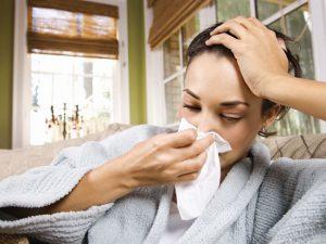 Здоровые люди переносят в среднем по пять вирусов
