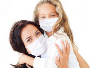 Названы пять способов защиты от гриппа