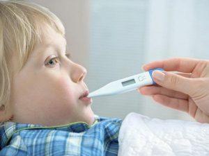 В период ОРВИ врачи будут осматривать детей