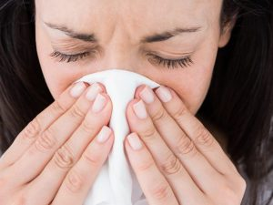 Что делать если у вас аллергией на холод? Советы врача