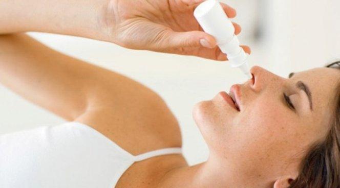 Спрей для носа быстро доставит лекарства прямо в мозг