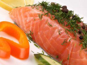 Красная рыба укрепляет иммунитет и продлевает жизнь