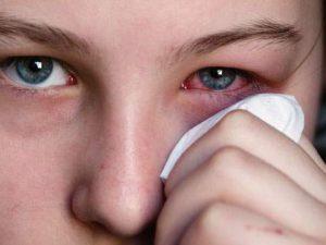 Формы конъюнктивита и их симптоматика