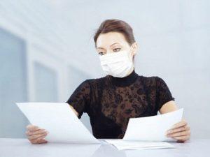 Выход на работу с гриппом является не героизмом, а эгоизмом!