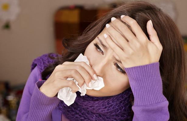 Как избежать простуды и гриппа осенью