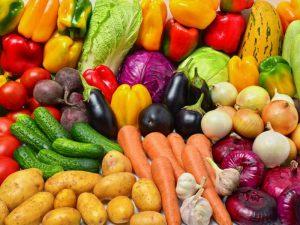 Какие овощи укрепляют иммунитет?