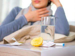 Терапевт объяснил, когда больной ОРВИ перестает быть заразным