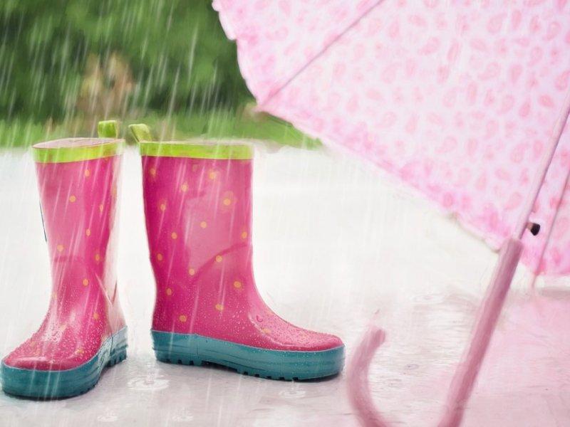 Как не заболеть, если промокли ноги?