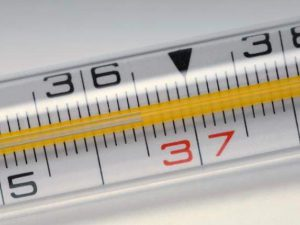 Пониженная температура тела — почему такое бывает