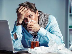 Как кашлять и чихать, чтобы не заразить других