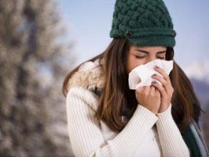 Зимние аллергены могут быть опасней летних