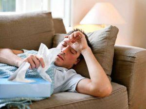 Как понять, что простуда дала осложнения