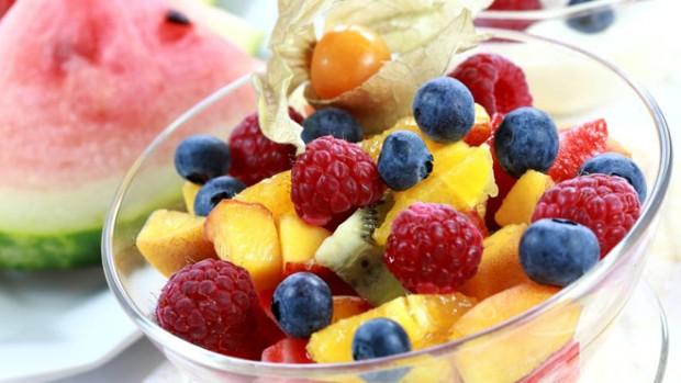 Разноцветные продукты помогают бороться с авитаминозом