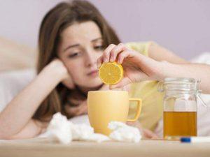 Врачи не советуют употреблять эти продукты при простуде и гриппе