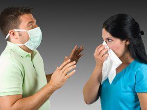 Что предпринять, чтобы не заболеть гриппом?