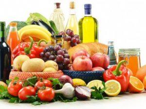 Правильное питание, как профилактика гриппа