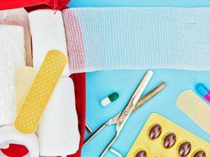 Аптечка в отпуск: что взять с собой?