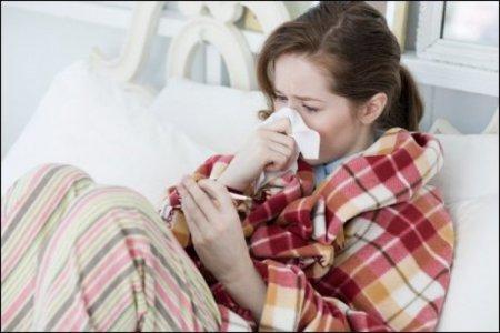 Как облегчить простуду в домашних условиях?