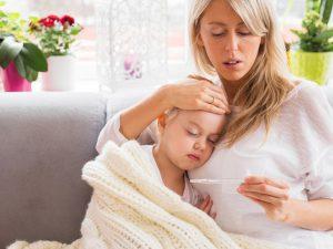Почему ребенок часто болеет и что предпринять?