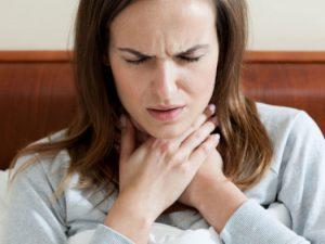 Как я быстро и эффективно вылечила горло, без приема медикаментов