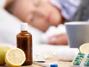 Как не заразиться гриппом от уже заболевших домашних?