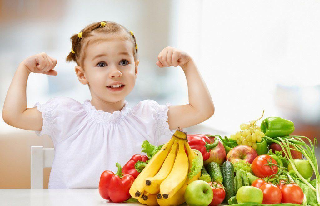 Витамины и микроэлементы для детского здоровья