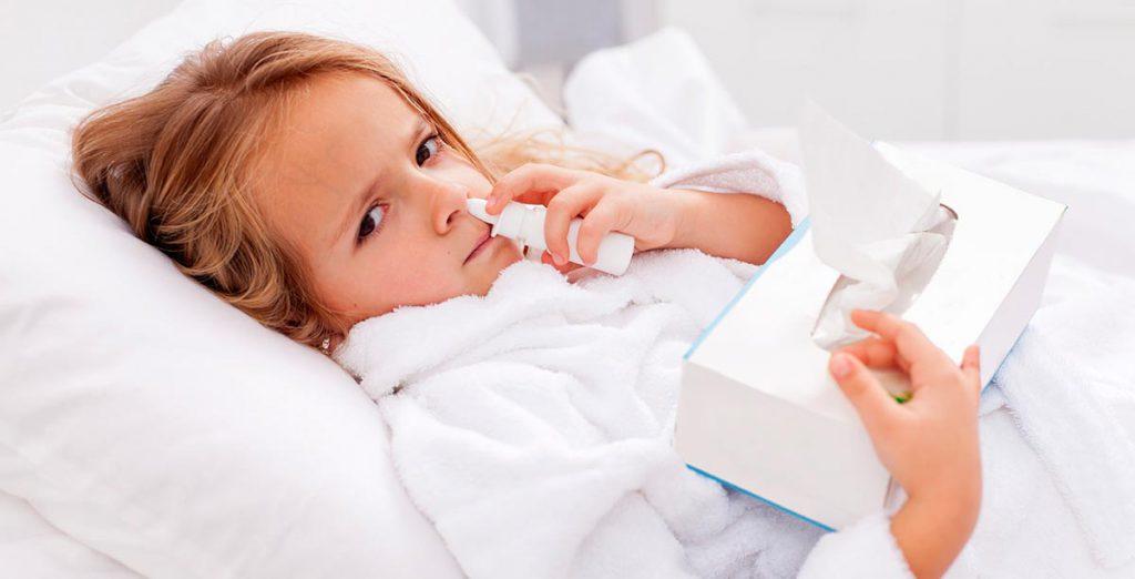 Насморк у ребенка, причины появления, виды насморка