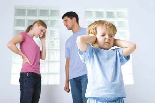 Семейные ссоры снижают иммунитет