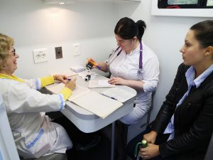 Сезонная эпидемия гриппа в разгаре
