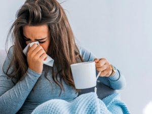 Массаж как профилактика простуды