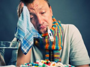 Домашние средства, способные предотвратить простуду
