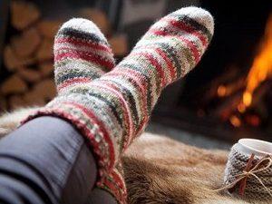 Почему мёрзнут ноги, и как с этим бороться