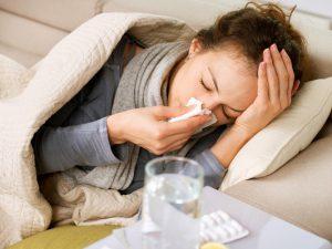 Начинается сезон гриппа и ОРВИ