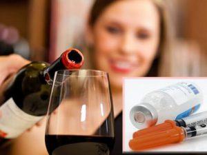 Можно ли пить алкоголь после прививки от гриппа?